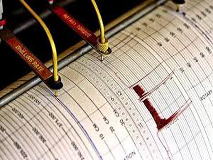 К востоку от Курильских островов произошло землетрясение магнитудой 5,7