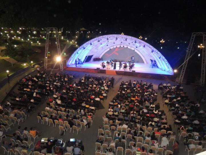 Выступление Baku Chamber Orchestra в Габале было встречено аплодисментами - ФОТО