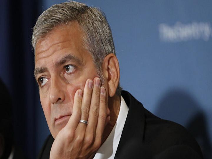 Фонд Джорджа Клуни и ЮНИСЕФ пожертвуют $2,3 миллиона сирийским беженцам