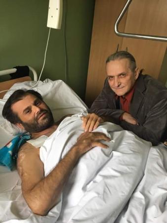 Призыв о помощи. Полтора месяца в коме, год – прикован к постели, но у него есть шанс встать на ноги - ФОТО