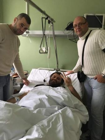Призыв о помощи. Полтора месяца в коме, год – прикован к постели, но у него есть шанс встать на ноги — ФОТО
