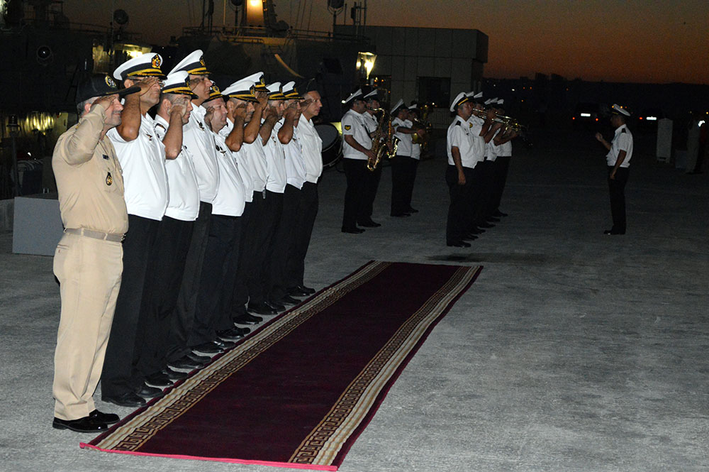 Иранские суда ушли из порта Баку — ФОТО