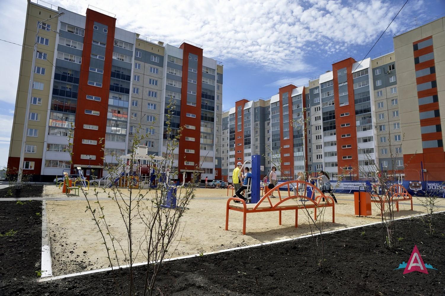 Доступное жилье в новостройках Челябинска