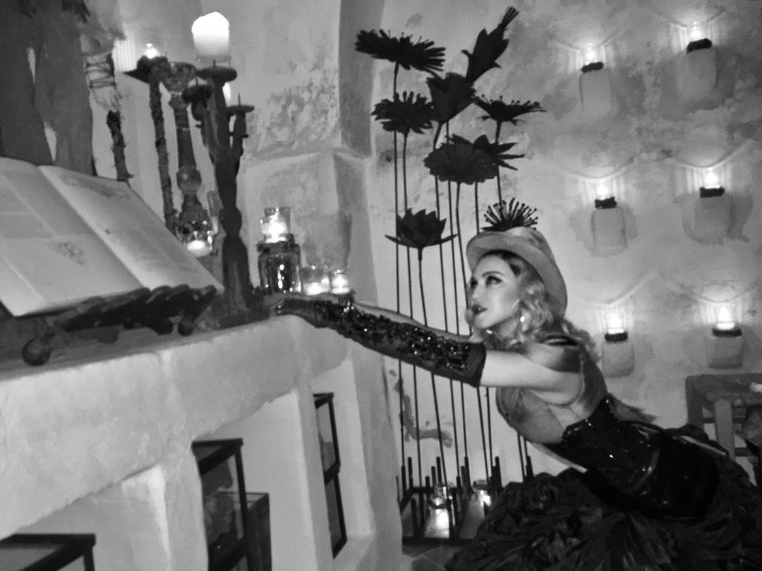 Мадонна отметила 59-летие в компании турецкого друга – ФОТО