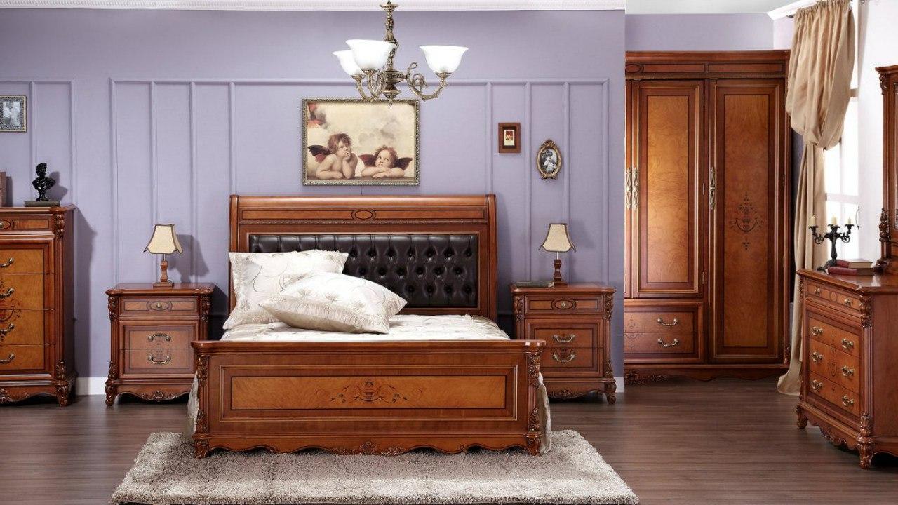 Белорусские кровати из цельного массива лучших пород дерева