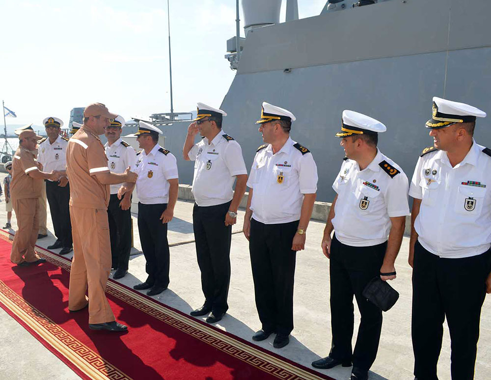 Военные корабли России покинули Бакинский порт — ФОТО
