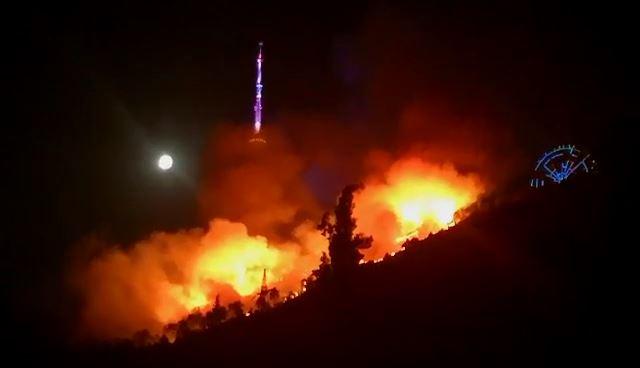 Пожар в центре Тбилиси локализован – ФОТО – ВИДЕО -ОБНОВЛЕНО