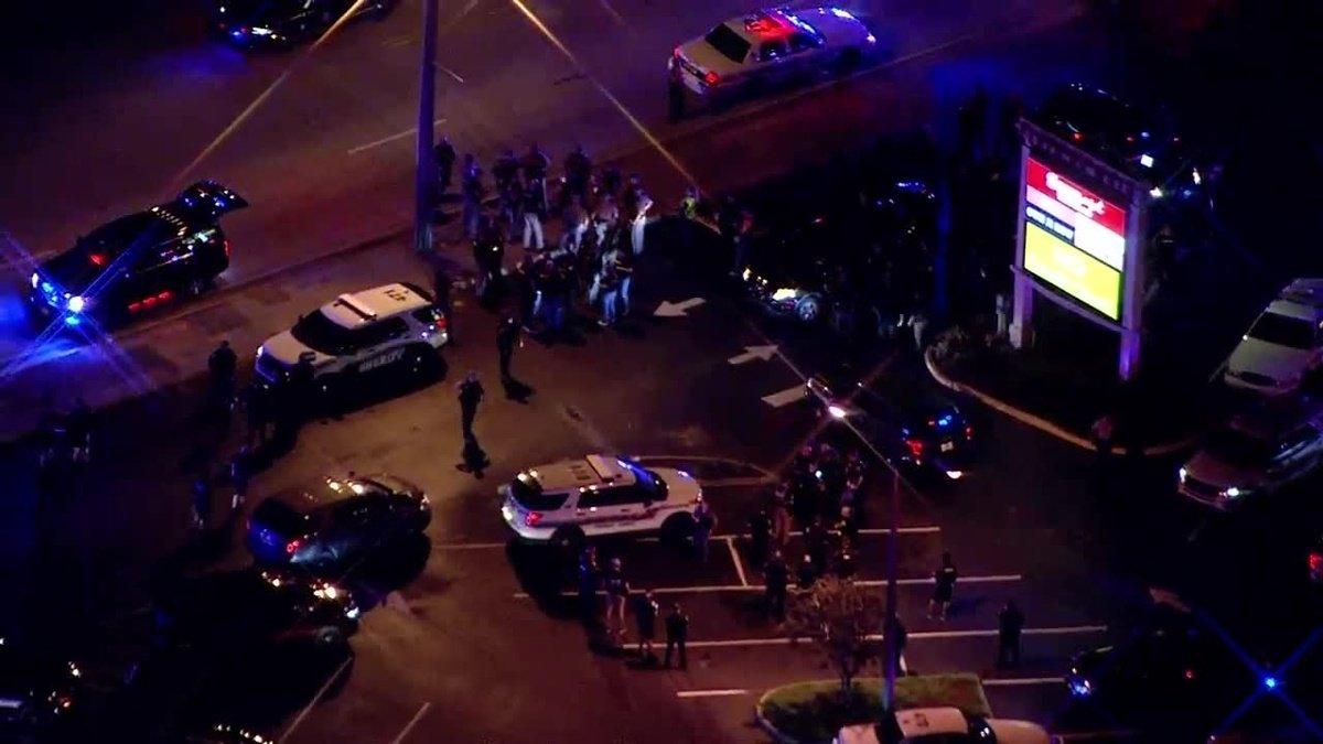 В США убиты двое полицейских