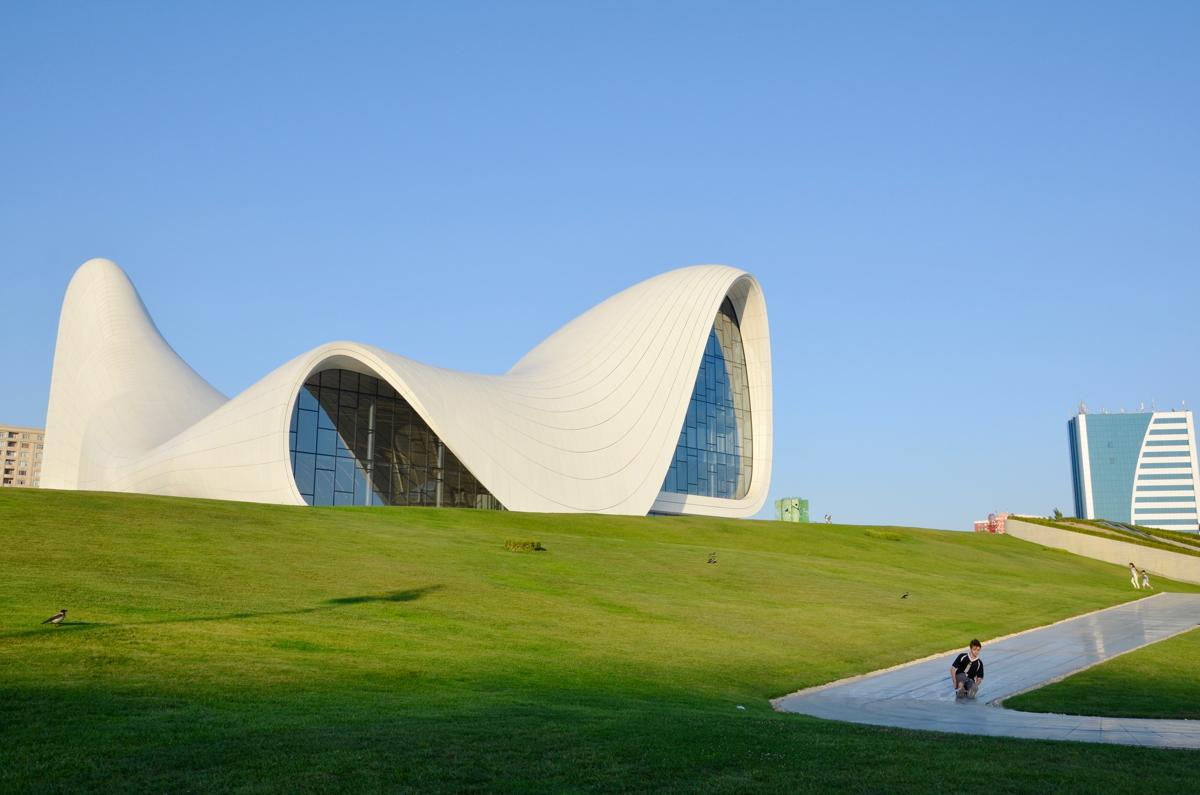 Немецкий travel-блогер: «Путешествие по Азербайджану: традиции и современность» - ФОТО