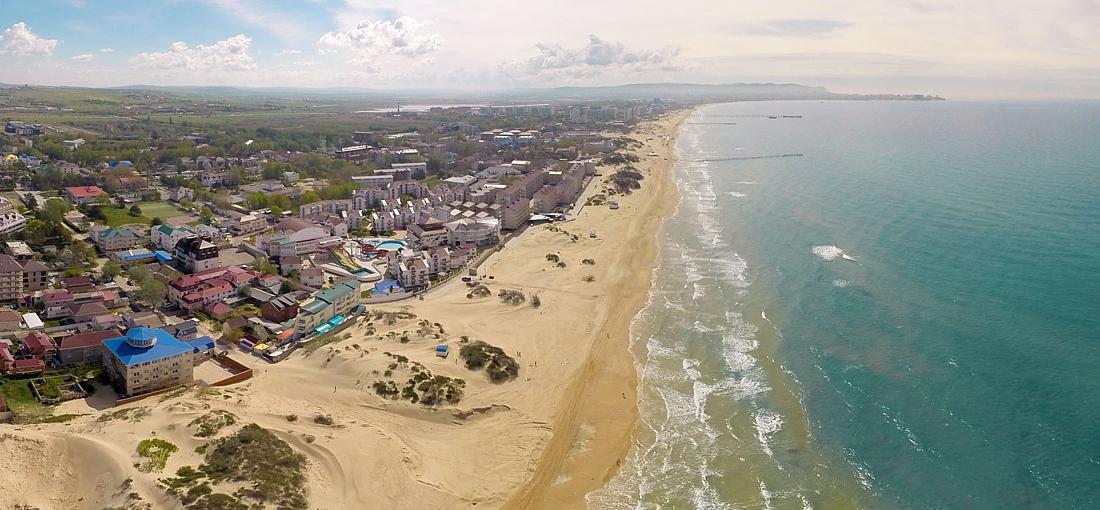 Бархатный сезон на курортах Анапы стартовал