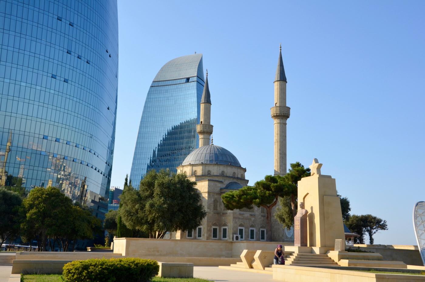 Немецкий travel-блогер: «Путешествие по Азербайджану: традиции и современность» — ФОТО