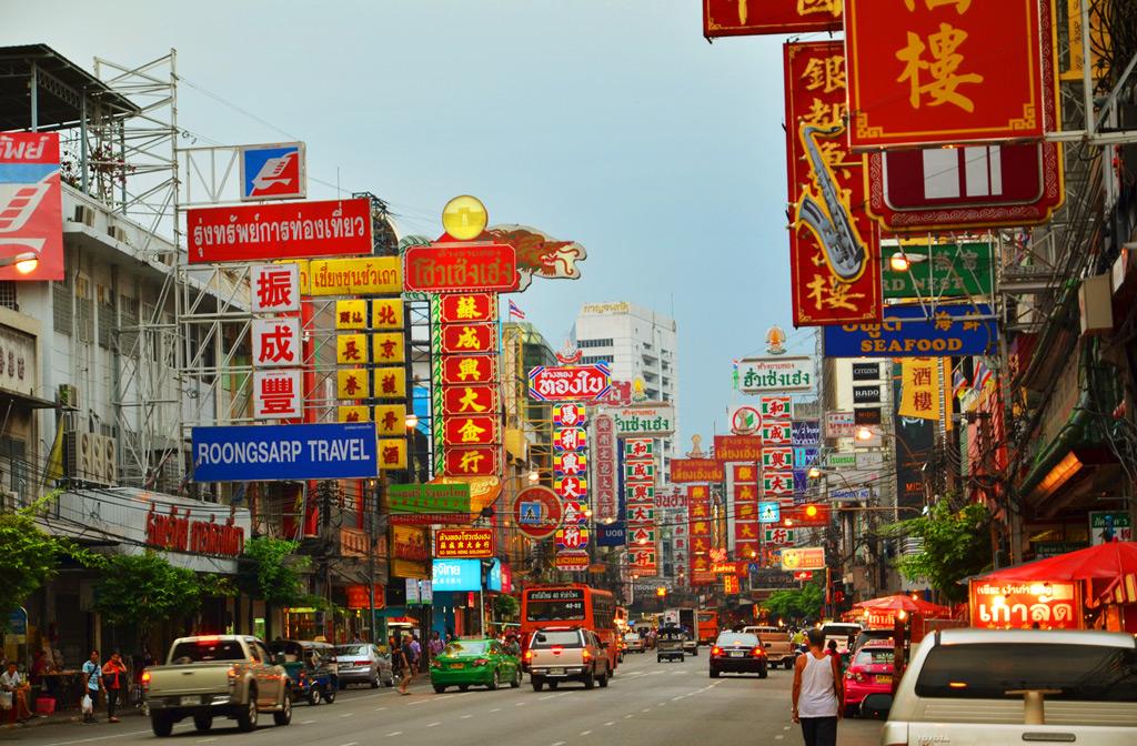Доступный прокат авто в Бангкоке