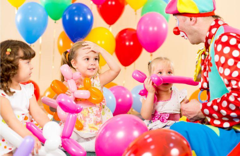Щенячий патруль, Фиксики и Супермен могут стать гостями празднике у вашего ребенка