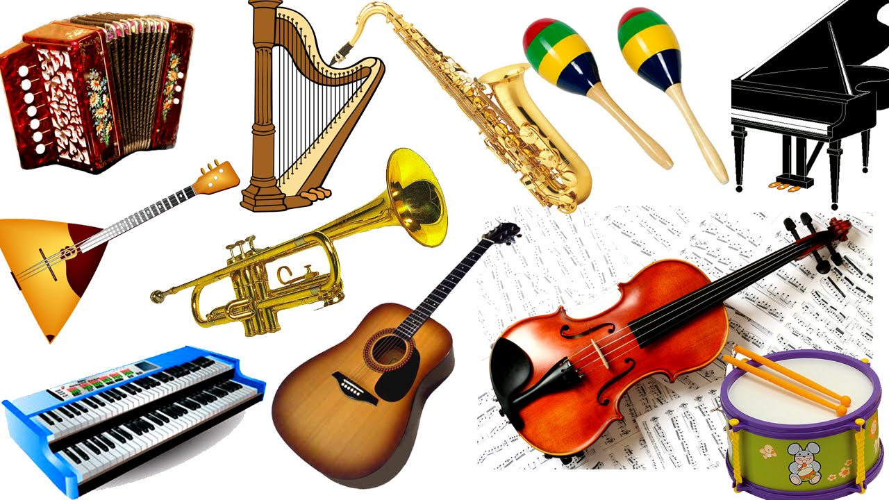 Большой каталог музыкального оборудования и аксессуаров
