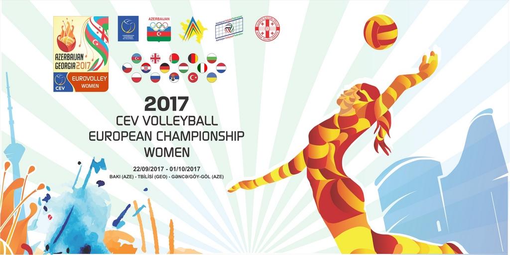 Nar выбран официальным телекоммуникационным партнером Чемпионата Европы по волейболу среди женщин