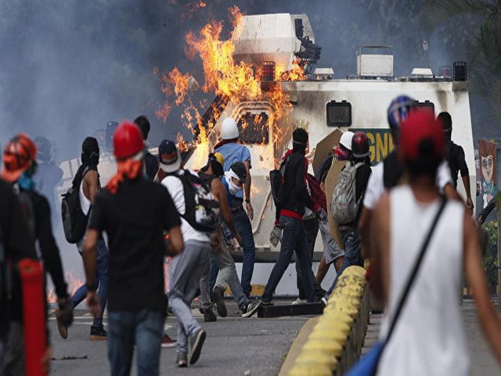 Генпрокурор Венесуэлы подтвердила гибель 121 человека в ходе протестов