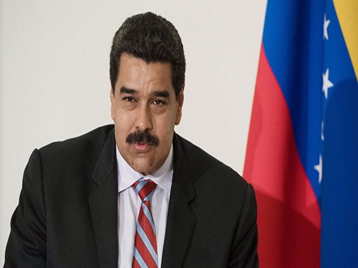 Президент Венесуэлы заявил, что горд наложенными на него санкциями США
