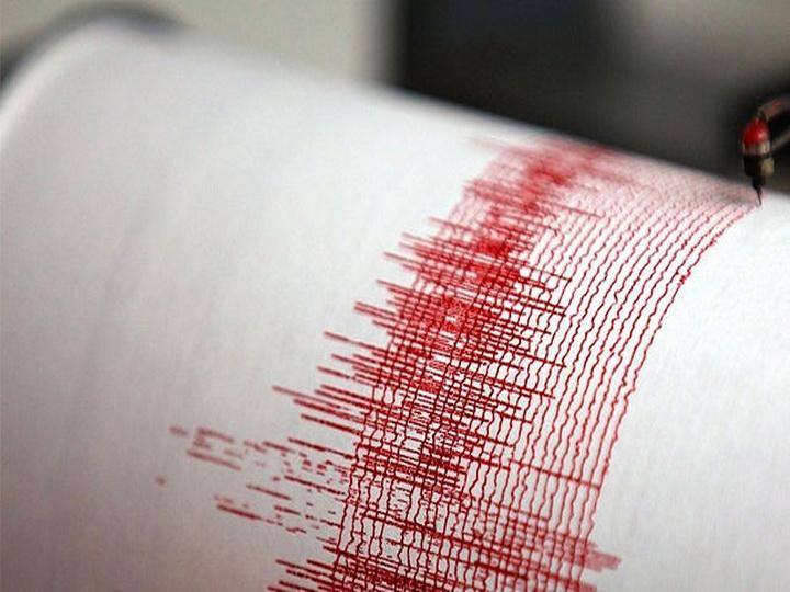 У берегов Греции произошло землетрясение магнитудой 5,4