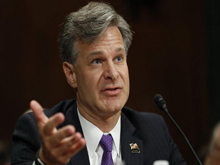 Сенат США утвердил нового директора ФБР вместо уволенного Джеймса Коми