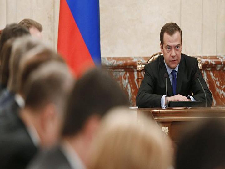Медведев: санкции США против России будут сохраняться десятилетиями