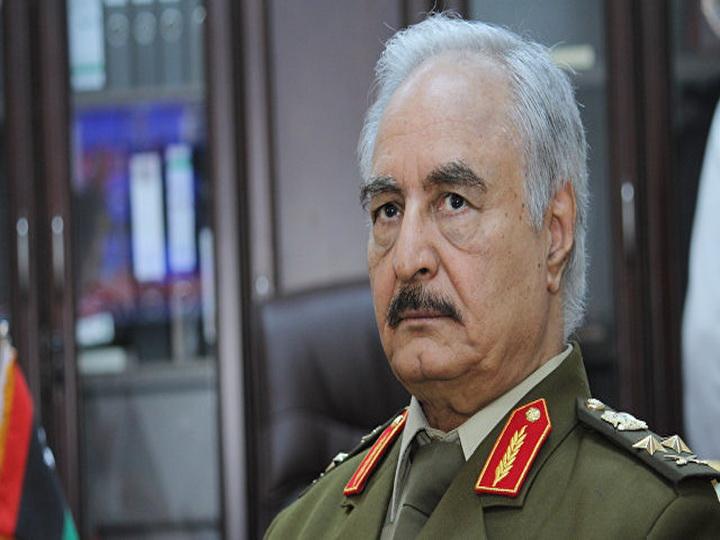 Хафтар приказал противодействовать проходу к берегам Ливии судов