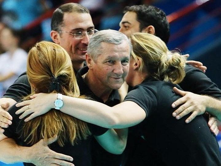 Скончался бывший главный тренер сборной Азербайджана по волейболу