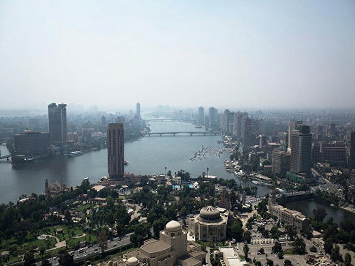 В Египте обрушился пятиэтажный жилой дом