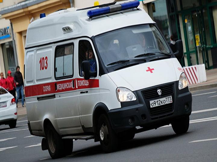 В Москве семь человек пострадали в ДТП со скорой