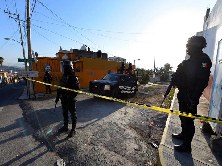 В Мексике нашли 14 тайных захоронений
