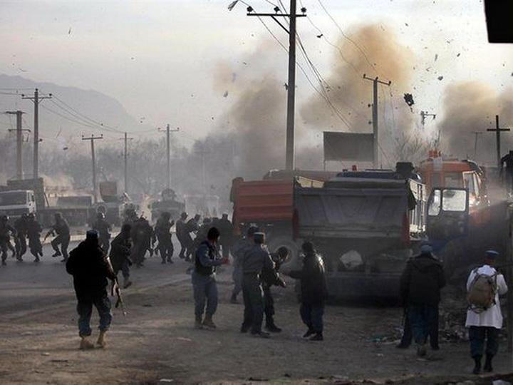 В Афганистане в результате атаки боевиков убиты около 50 человек