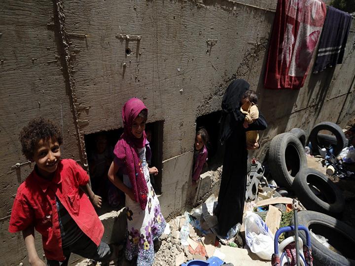 С начала 2015 года в Йемене убиты более 11 тысяч человек