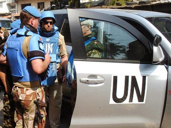 В Колумбии неизвестные напали на миссию ООН, полицейский получил ранения