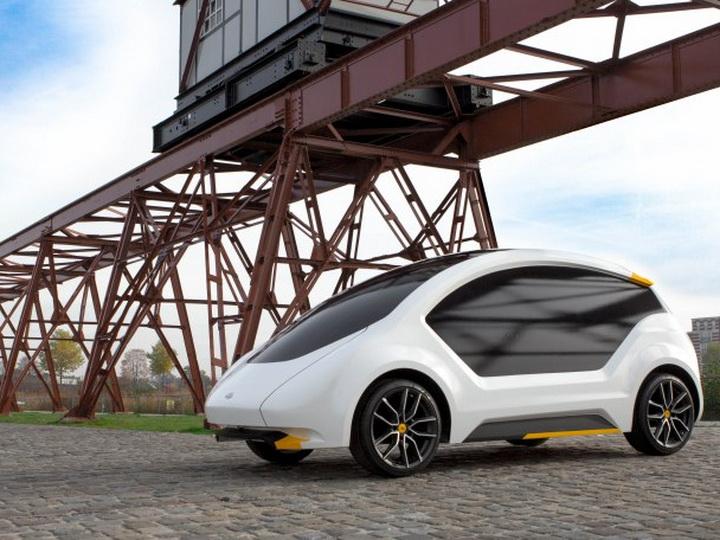 В Нидерландах собирают средства на разработку беспилотных машин