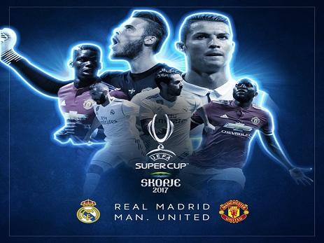 Суперкубок УЕФА: «Реал» ведет в первом тайме против «Манчестер Юнайтед» – ОБНОВЛЯЕТСЯ