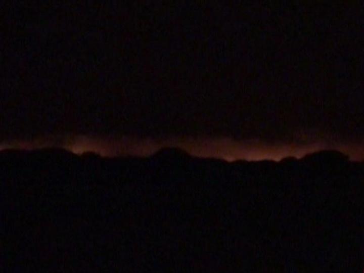 Армяне подожгли оккупированные территории Агдамского района - ФОТО