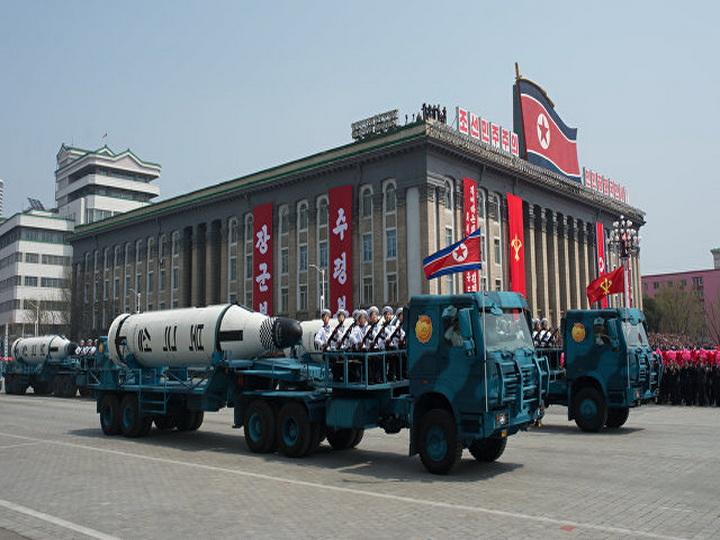 КНДР пригрозила нанести удар по американской военной базе в Тихом океане