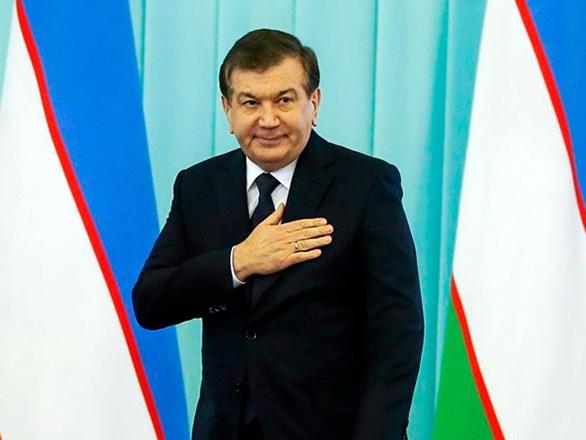 Президент Узбекистана выразил благодарность председателю УМК