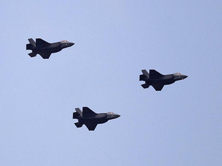 ВВС Израиля нанесли удары по сектору Газа в ответ на выпущенную ракету