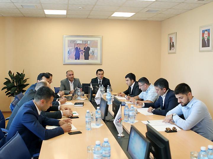Состоялось заседание Комитета клубов АФФА - ФОТО
