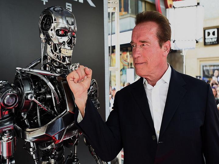 Арнольд Шварценеггер подтвердил свое участие в шестом «Терминаторе»