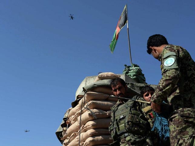 В Афганистане не менее 16 человек погибли из-за минометного обстрела