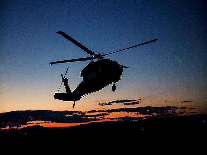 В Шарлоттсвилле при крушении полицейского вертолета погибли два человека - ВИДЕО
