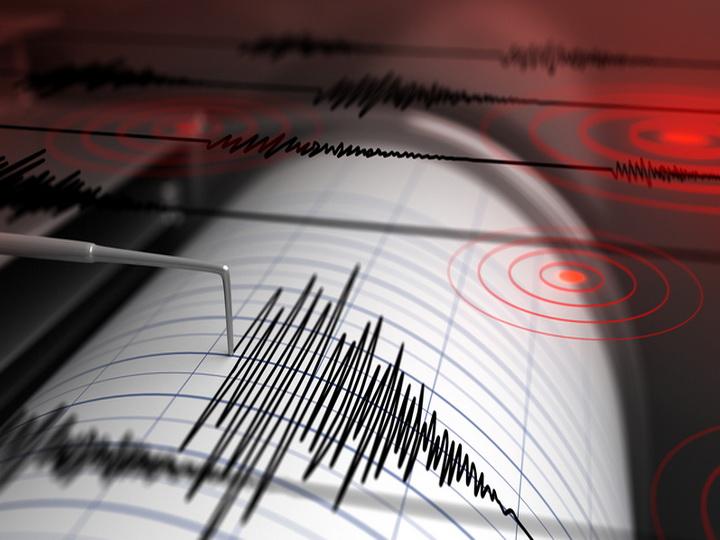 У южной Суматры произошло землетрясение магнитудой 6,4