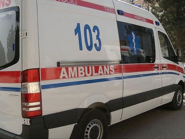 В Гаджигабуле автомобиль сбил 12-летнего ребенка