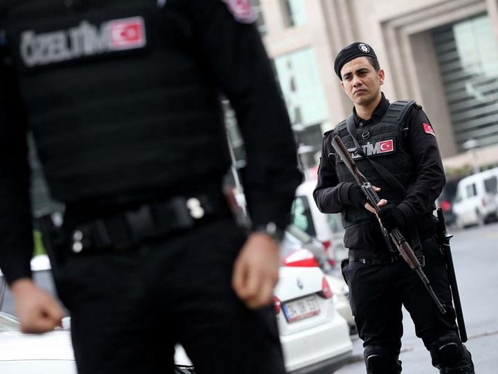 СМИ: в Турции ликвидировали предполагаемого боевика, убившего полицейского