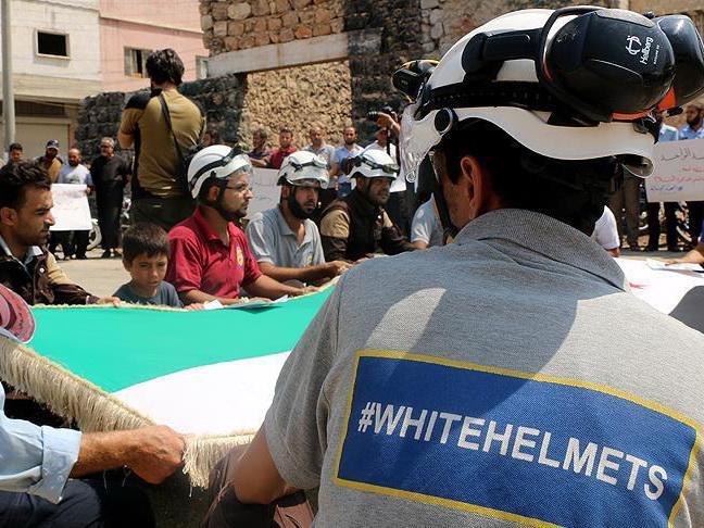 США сожалеют о гибели «Белых касок» в Сирии