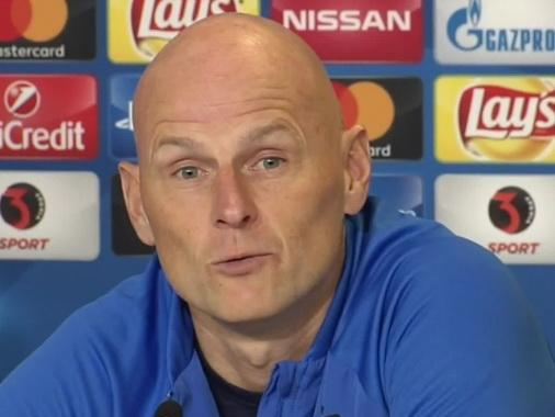Главный тренер «Копенгагена»: «Надеюсь, что завтра выиграем со счетом 1:0»