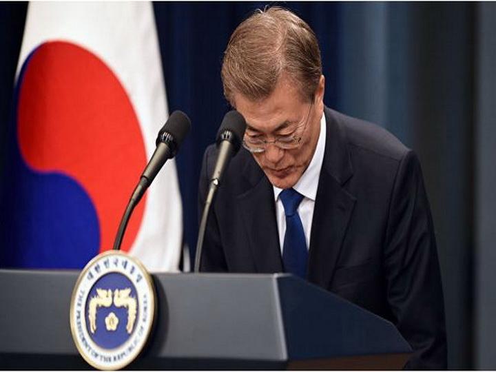 Президент Южной Кореи пообещал предотвратить войну на Корейском полуострове