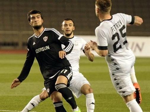 Махир Мадатов – лучший игрок матча «Карабах» - «Копенгаген»