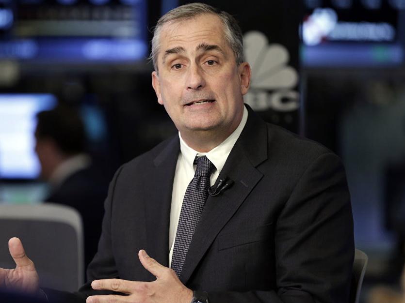 Глава Intel покинул один из консультационных советов при Трампе